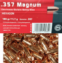 Geco - .357 MAG 180 gr Hexagon