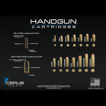Handgun Cartridges
